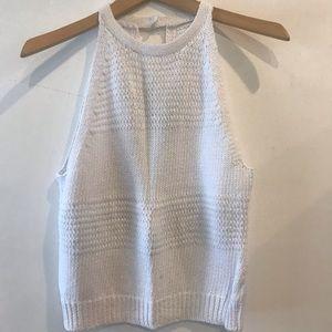 360 Halter Italian yarn cotton